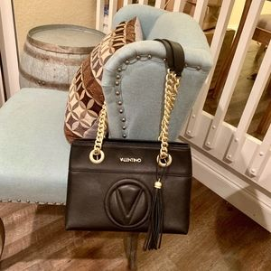 NWT Valentino By Mario Valentino Bag Leather